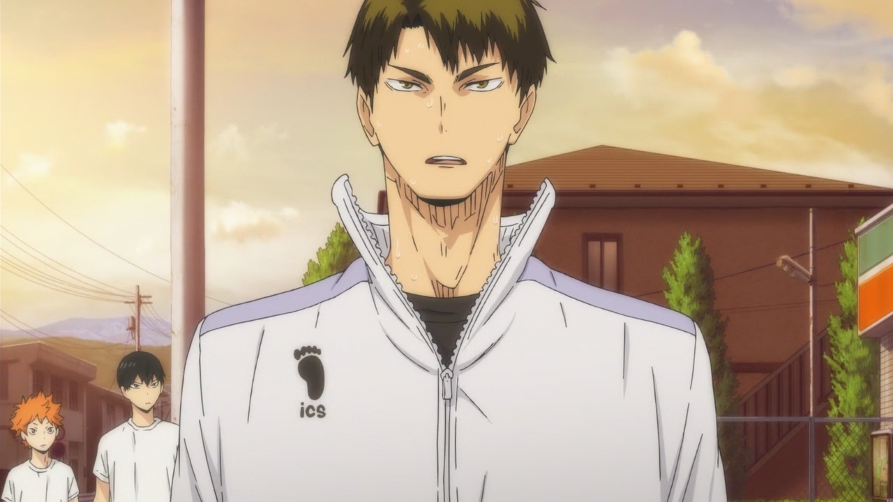 Haikyuu!! (Season 2) | Волейбол!! (Сезон 2)