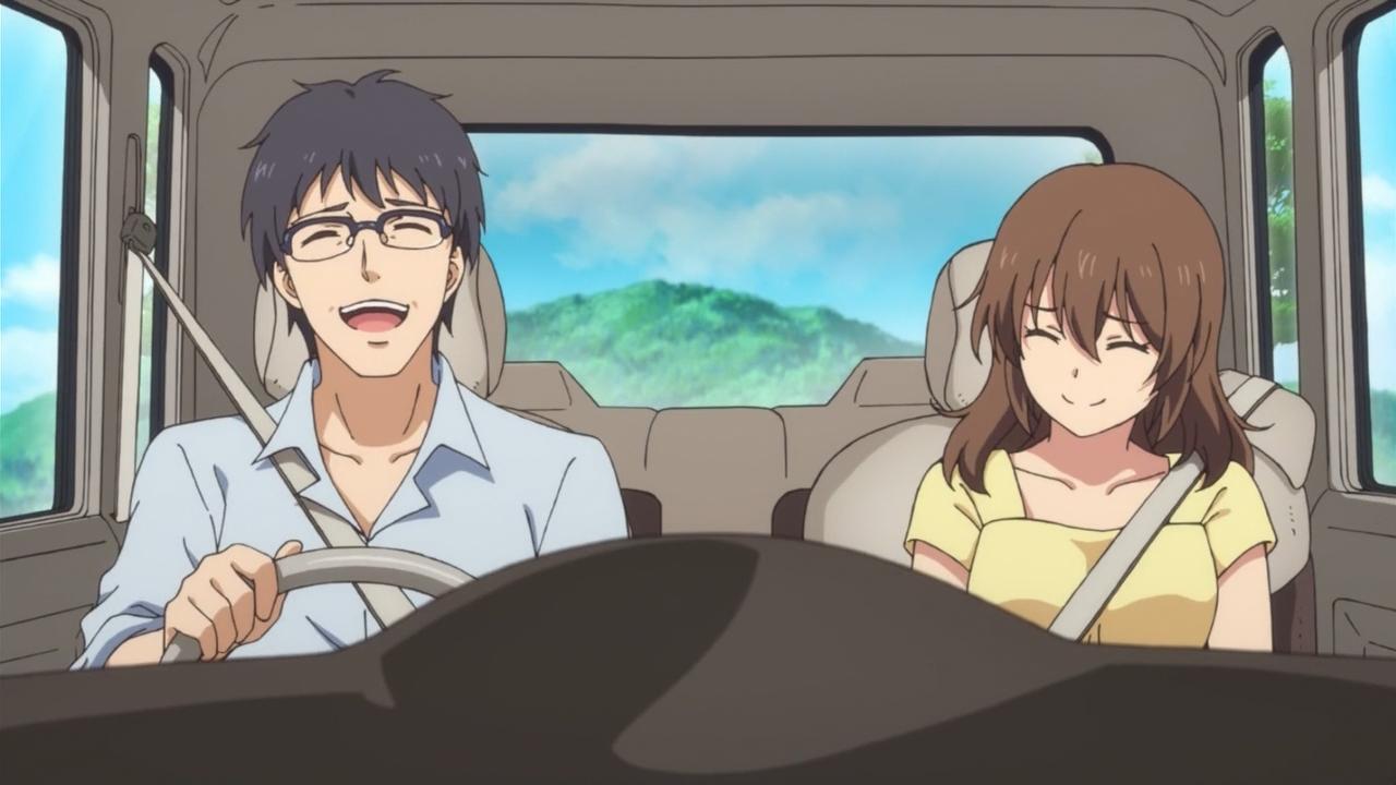 Скриншот *Осенняя мелодия / Aki no Kanade (2015)*