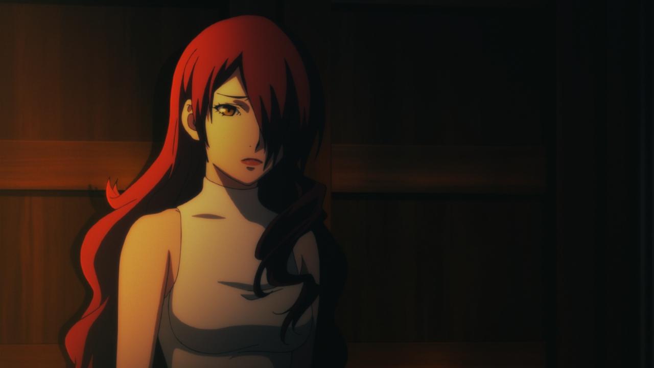 Скриншот *Персона 3 (фильм второй) / Persona 3 the Movie: Midsummer Knight's Dream (2014)*