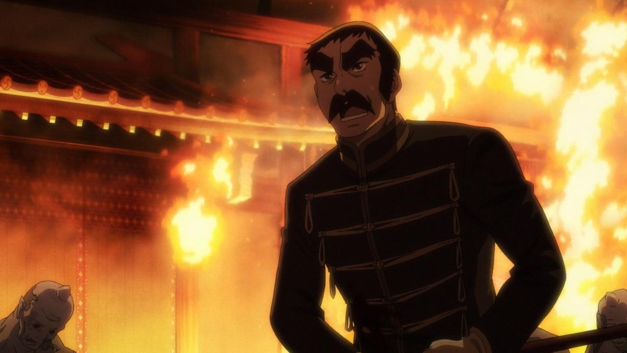 Скриншот *Империя Мертвецов / Shisha no Teikoku / The Empire of Corpses (2015)*