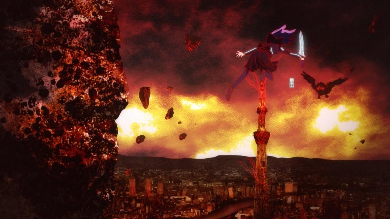 Скриншот *Две Звезды Онмёджи / Sousei no Onmyouji [Сезон 1, Серия 1-50 из 50] 2016*