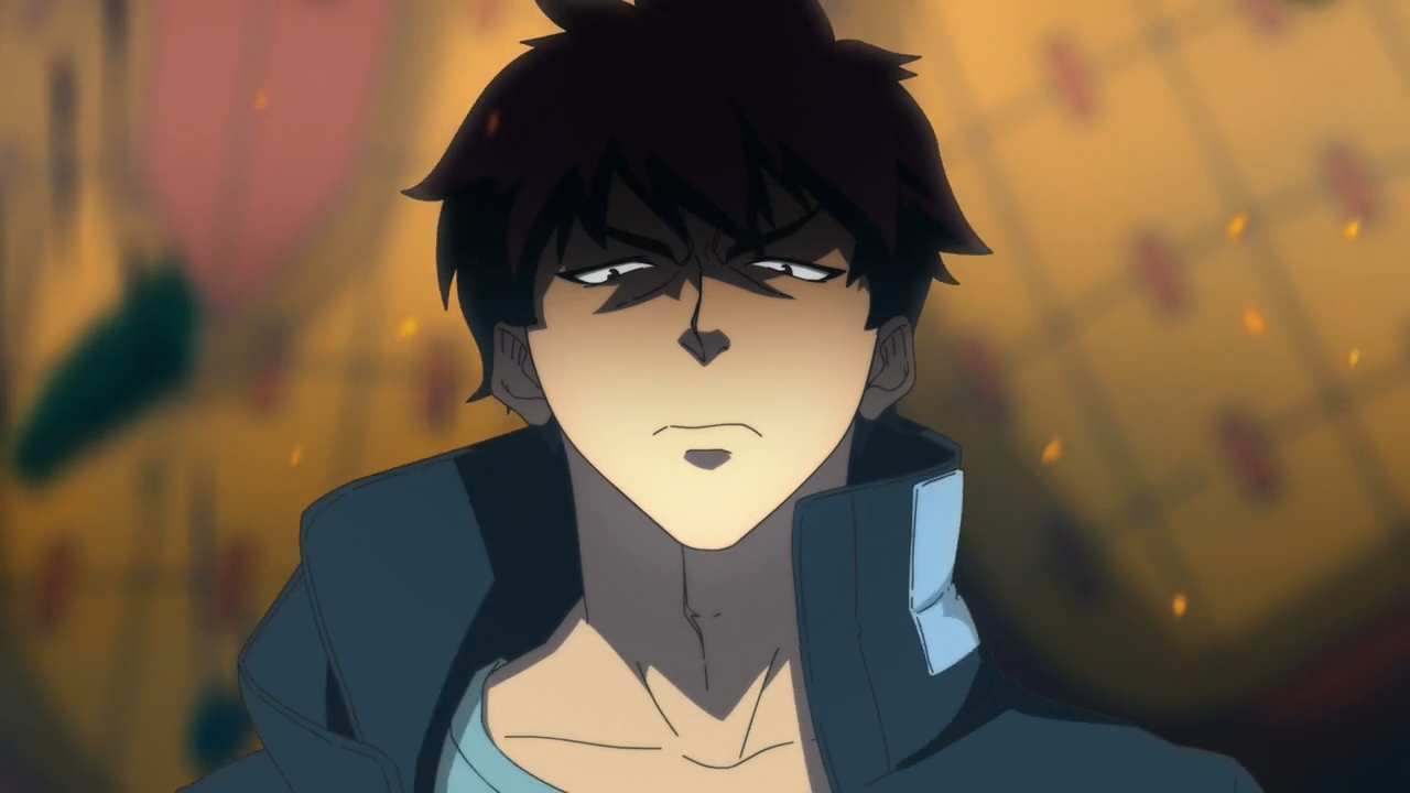 Картинки из аниме ракшаса улица демонов