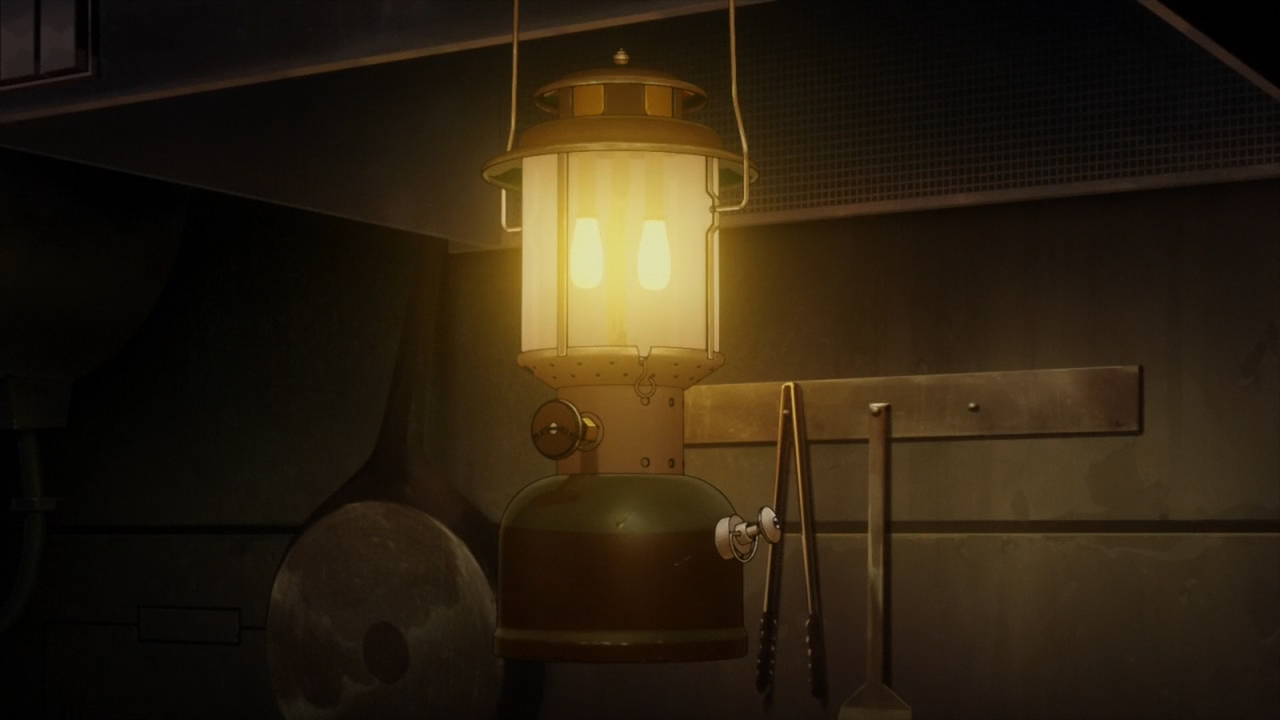 Скриншот *Изгнанные из Рая / Rakuen Tsuihou: Expelled from Paradise (2014)*