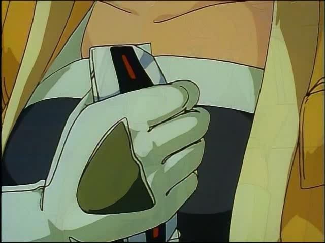 Скриншот *Девичья Сила / Gall Force Eternal Story (1986)*