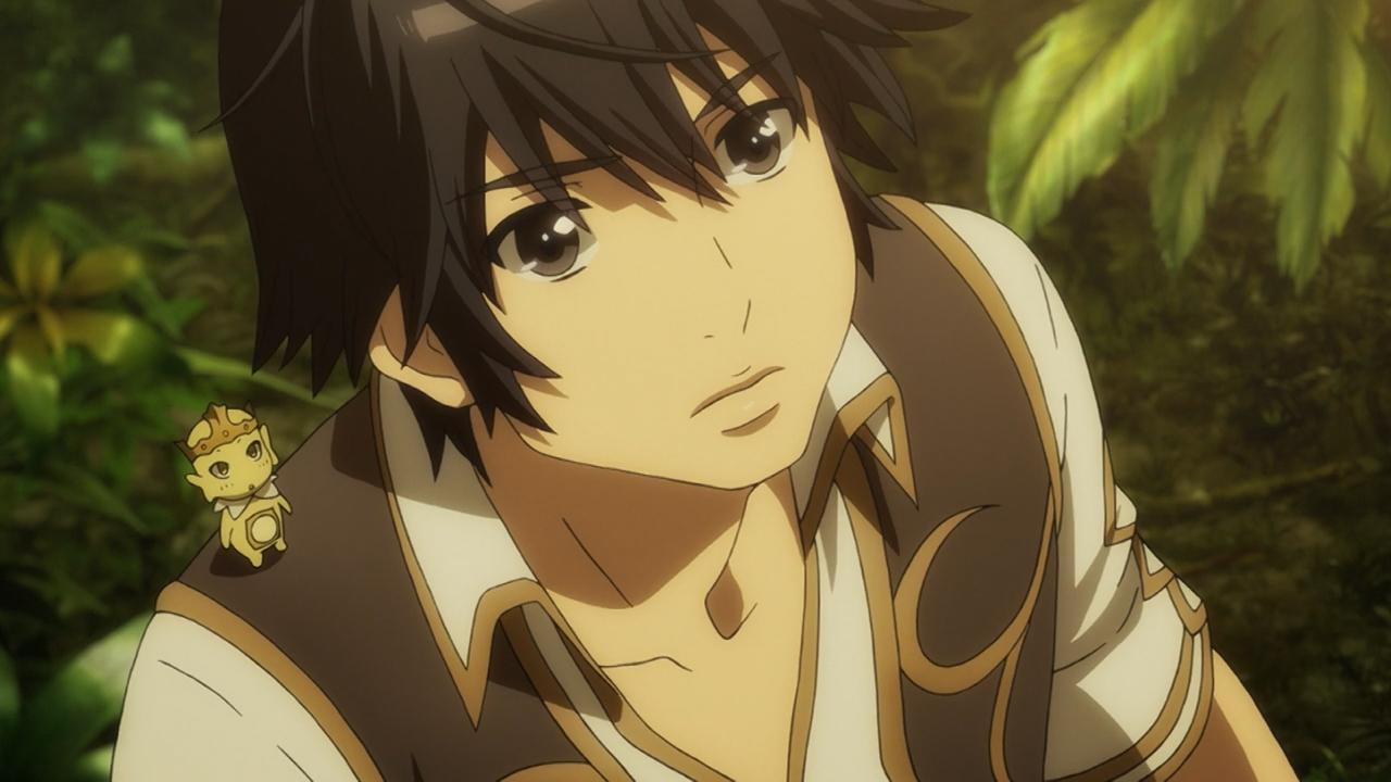 Nejimaki Seirei Senki: Tenkyou no Alderamin | Заводной дух войны: Альдерамин в небе