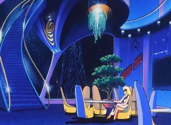 Скриншот *Грязная Парочка: Проект Эдем / Dirty Pair Project Eden (1987)*