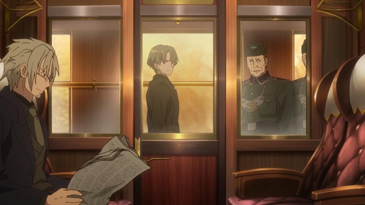 Скриншот *Изетта: Последняя ведьма / Shuumatsu no Izetta [Сезон 1, Серия 1-12 из 12] 2016*