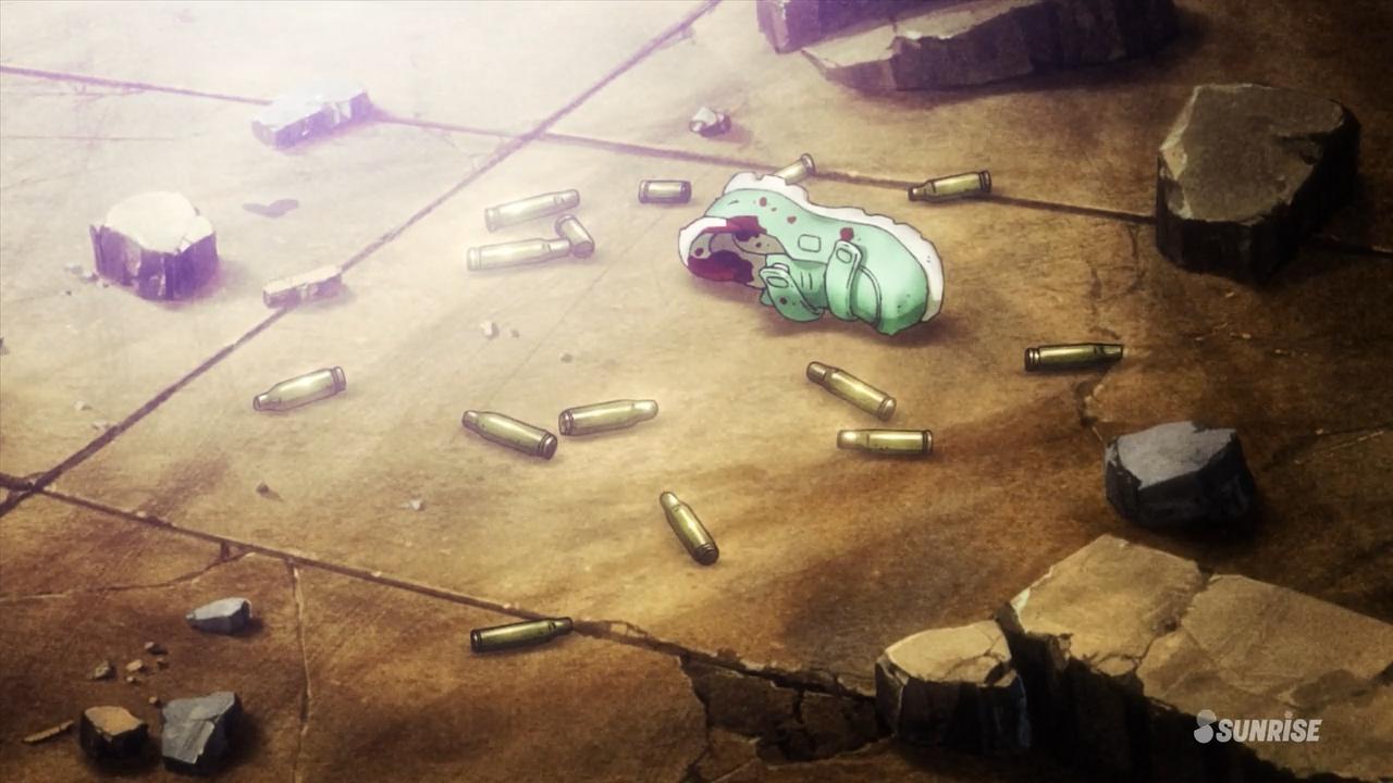 Мобильный доспех Гандам: Стальнокровные Сироты [02 сезон: 01-13 серии из 25] | HDTVRip 720p | AniDub
