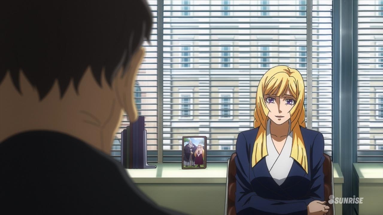 Скриншот *Мобильный доспех Гандам: Стальнокровные Сироты / Kidou Senshi Gundam: Tekketsu no Orphans 2 [Сезон 2, Серия 1-25 из 25] 2016*