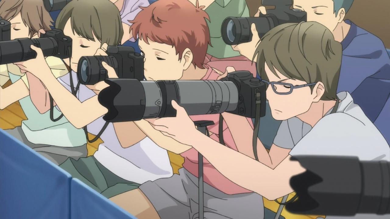 Скриншот *Знойный пинг-понг / Shakunetsu no Takkyuu Musume [Сезон 1, Серия 1-12 из 12] 2016*