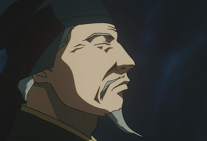 Скриншот *Гасараки / Gasaraki [Сезон 1, Серия 1-25 из 25] 1998*