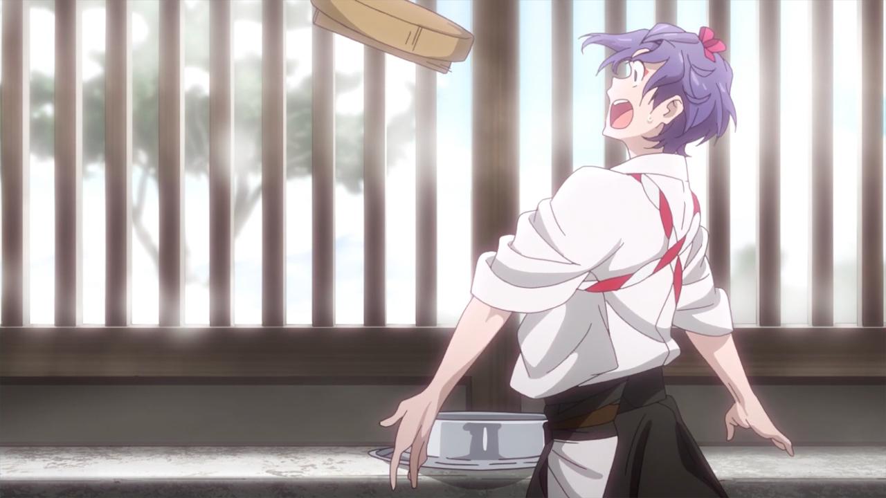 Скриншот *Танец мечей / Touken Ranbu: Hanamaru [Сезон 1, Серия 1-12 из 12] 2016*