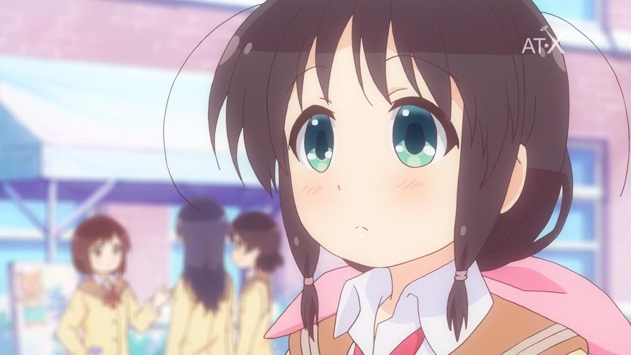 Скриншот *Магия Стеллы / Stella no Mahou [Сезон 1, Серия 1-12 из 12 + 2 OVA] 2016*