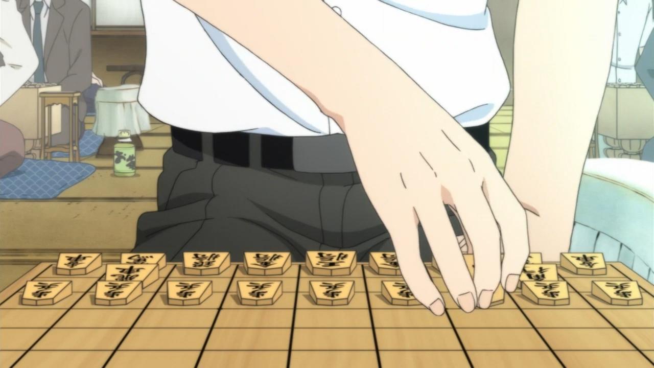 3-gatsu no Lion   Мартовский лев